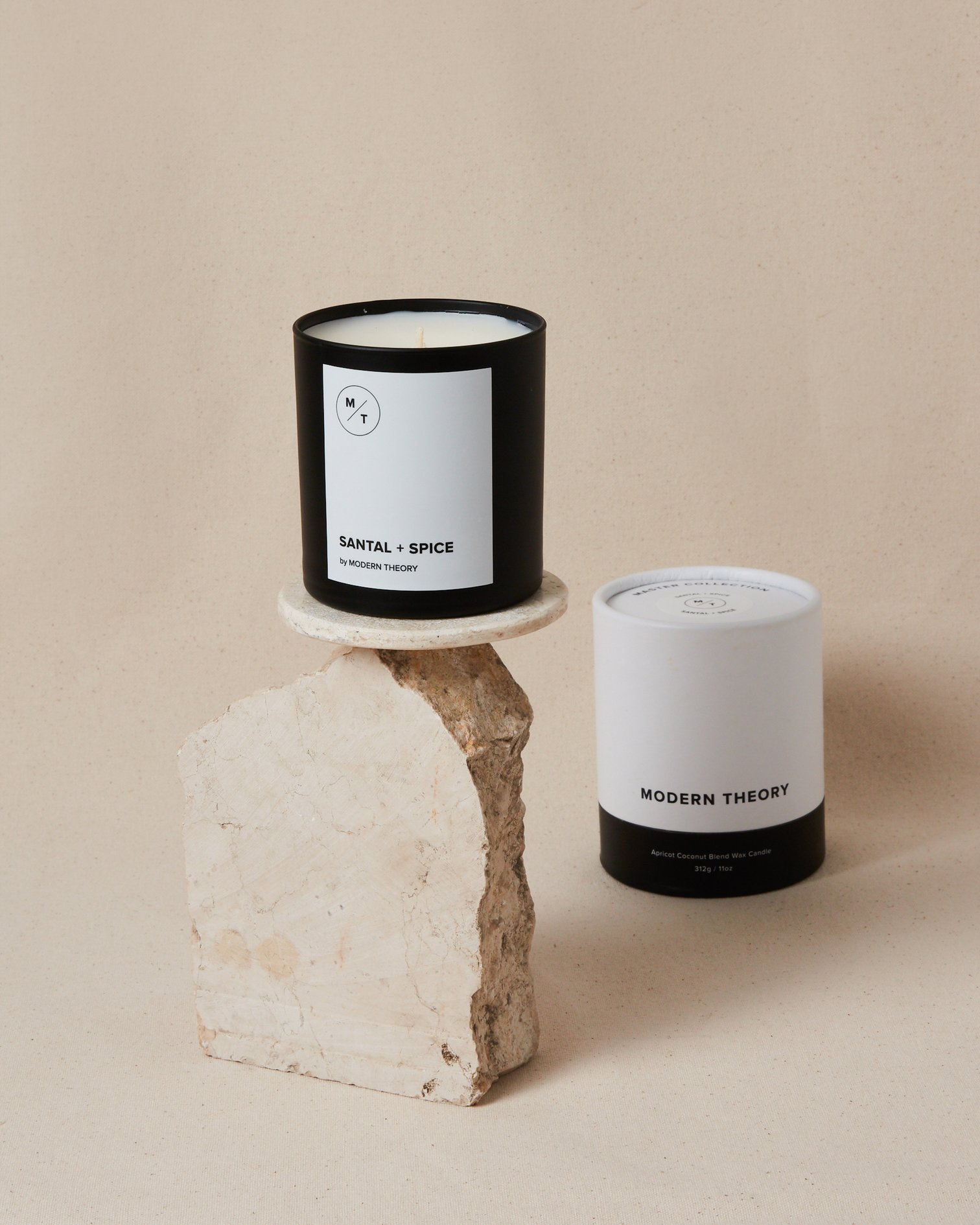 Santal + Spice Candle by Modern Theory