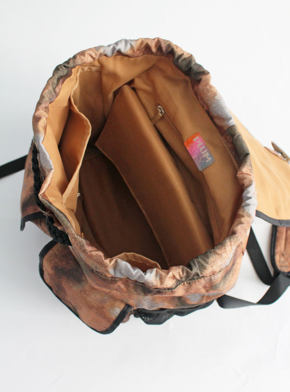 Jasper Backpack by Plum Dilly