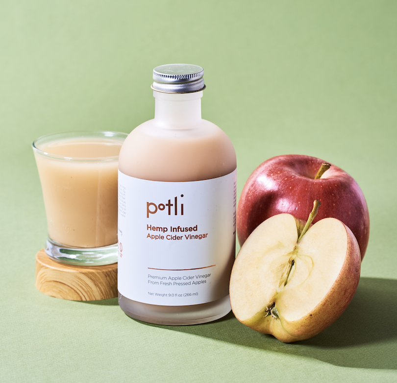 Potli CBD Apple Cider Vinegar