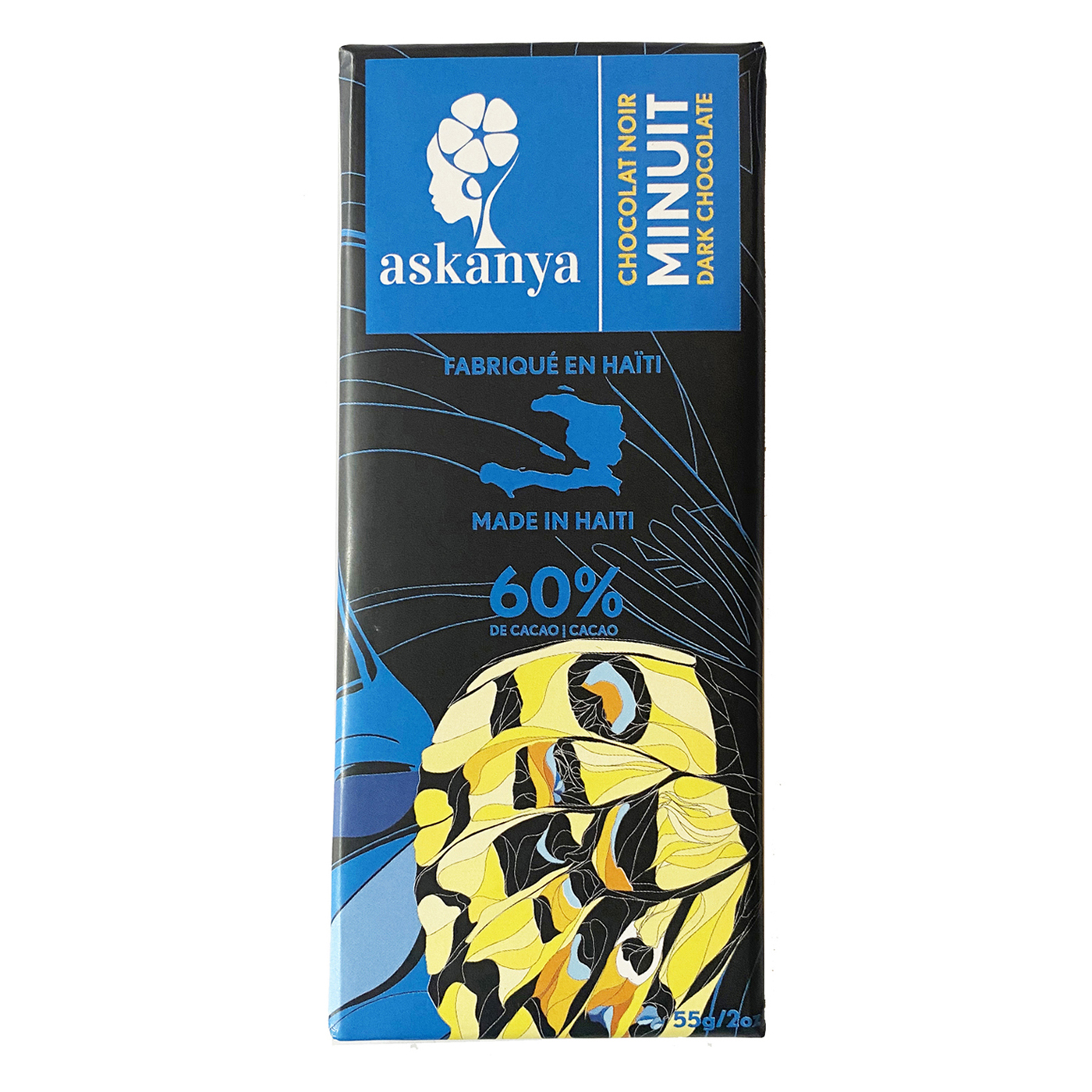 Minuit Chocolate by Askanya Chocolates