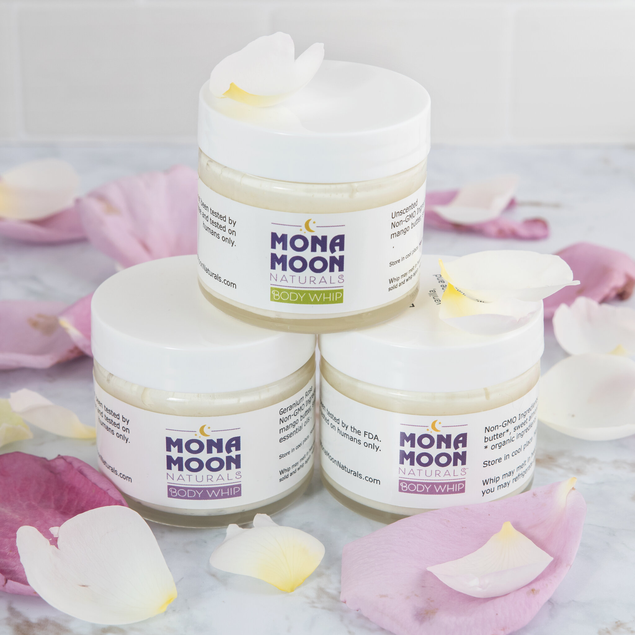 Body Whip Trio by Mona Moon Naturals